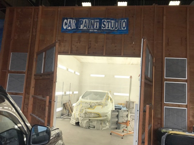 CAR PAINT STUDIO